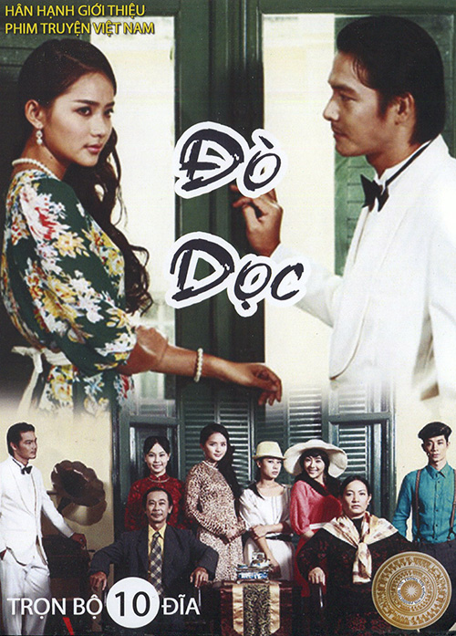 Do Doc - Tron Bo 10 DVDs - Phim Mien Nam