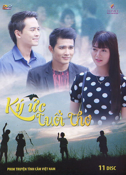 Ky Uc Tuoi Tho - Tron Bo 11 DVDs - Phim Mien Nam
