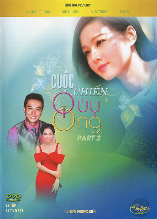 Cuoc Chien Quy Ong - Phan 2 END - 11 DVDs - Phim Mien Nam