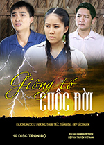 Giong To Cuoc Doi - 10 DVDs - Phim Mien Nam