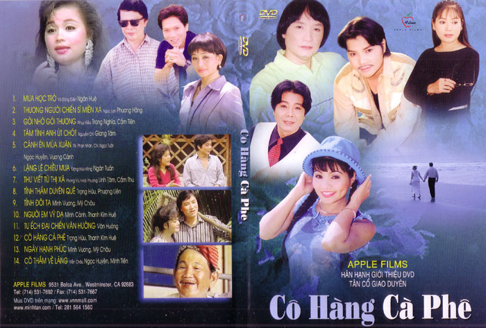 DVD Tan Co Giao Duyen - Co Hang Cafe